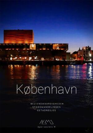 Reisgids Kopenhagen - via AGMJ - door Laurens M - Cover I
