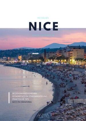 Reisgids Nice en omgeving - via AGMJ - door Laurens M - E-book